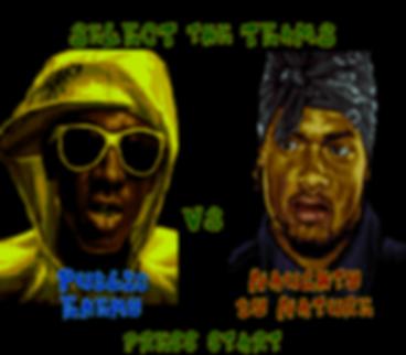 rap jam rapjam vol 1 snes super nintendo coolio basketball nba retro game geeks collect rgg retrogamegeeks.co.uk retrogaming videogames gaming gamers games music rappers hip hop legends