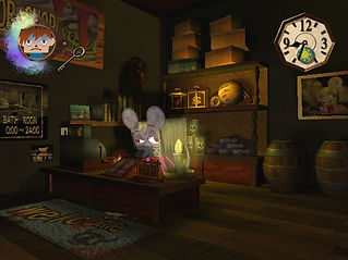 gregory horror show capcom playstation ps2 rgg retrogamegeeks.co.uk retrogaming videogames horror mental health cgi playstation2 retro game geeks remembers screenshots