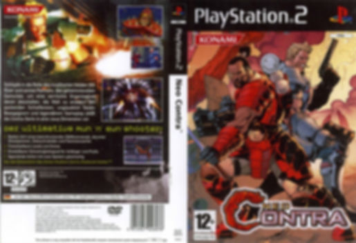 neo contra ps2 playstation konami war retrogaming rgg retrogamegeeks.co.uk sony ps1 ps3 ps4 gun videogames gaming gamers retro game geeks arcade monsters games review
