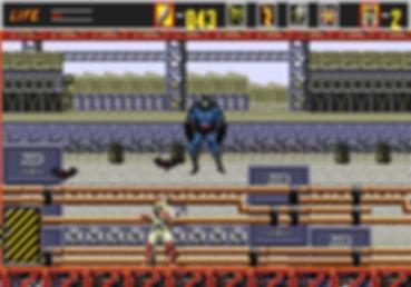 the revenge of shinobi joe musashi arcade ninja ninjas megadrive mega drive genesis 80s 90s sega batman spider-man terminator godzilla hulk rambo rgg retrogamegeeks.co.uk retrogaming videogames gamers gaming games retro game geeks gotm gamer yuzo koshiro