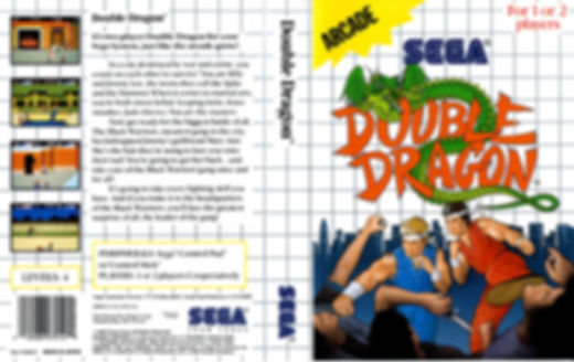 double dragon arcade nes nintendo master system gameboy c64 amiga zx spectrum amstrad atari st sega megadrive genesis windows pc 360 xbox taito ps3 rgg retrogamegeeks.co.uk retrogaming retrogames videogames retro collect gaming gamers games martial arts