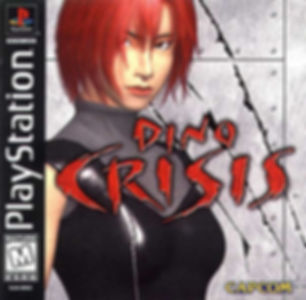 dino crisis capcom playstation ps1 sega dreamcast windows pc rgg retrogamegeeks.co.uk retrogaming retrogames videogames retro collect gaming gamers games dinosaurs survival horror jurassic park retro game geeks resident evil t rex screenshots