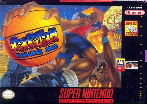 rap jam rapjam vol 1 snes super nintendo coolio basketball nba retro game geeks collect rgg retrogamegeeks.co.uk retrogaming videogames gaming gamers games music rappers hip hop legends
