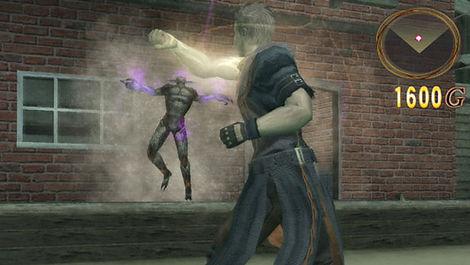 god hand ps2 playstation 2 capcom fighting rgg retrogamegeeks.co.uk retrogaming videogames gaming gamers games retro game geeks ps3 psn sen hidden gems clover studios beat em up