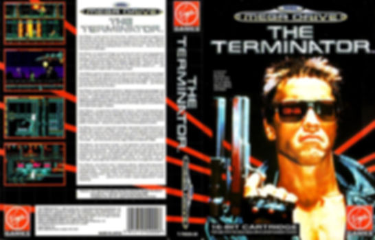 the terminator arnold arnie megadrive genesis sega cd mega cd review rgg retrogamegeeks.co.uk retrogaming videogames gamers games gaming retro game geeks virgin film movie cyborg robot future