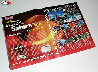 ultimate future games magazine rgg retrogamegeeks.co.uk retrogaming sega nintendo playstation atari videogames gaming retro pc neogeo megadrive snes 3DO sonic mario zelda metroid gta