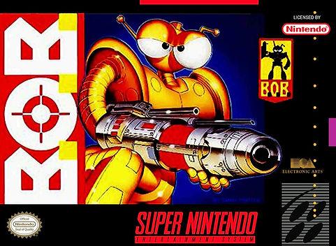 bob snes genesis megadrive ea sega nintendo robot retrogamegeeks.co.uk retro collect review rom emulation retrogamegeeks.co.uk rgg retrogaming gamers games gaming