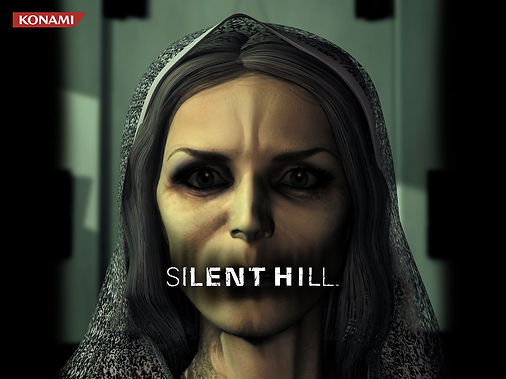 silent hill 1999 konami sony playstation survival horror videogame harry mason rgg gotm ps1 psx classic retrogaming screenshots retrogamegeeks wallpaper