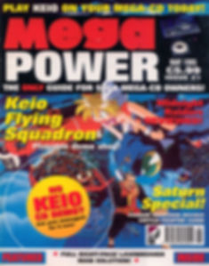 mega power magazine sega genesis megadrive dave perry sonic mega cd sega cd gamesmaster paragon publishing rgg retrogamegeeks.co.uk retrogaming videogames gamers gaming games demo disc retro thunderhawk silpheed final fight retrogames