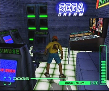 blue stinger review sega dreamcast horror rgg retrogamegeeks.co.uk retro game geeks retrogaming sonic monsters gaming gamers videogames dc pal ntsc jap games scary