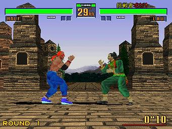 virtua fighter 2 sega model 2 arcade yu suzuki am2 vf2 retrogaming rgg retrogamegeeks saturn megadrive windows pc playstation ps2 xbox 360 xbox one live video games gaming retrogamegeeks.co.uk akira jeffry wolf dural 90s gamers