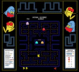 pacman pac man pac-man arcade namco rgg retrogamegeeks.co.uk retrogaming retro gamers gaming videogames atari vcs 2600