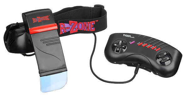 tiger r-zone sega sonic retrogaming rgg retrogamegeeks.co.uk retro collect megadrive genesis gamegear dreamcast saturn sonic jurassic park batman virtual boy google glasses lcd videogames