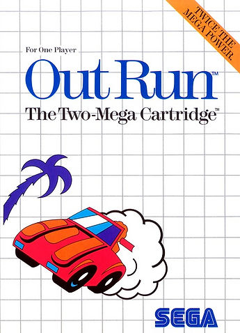 out run outrun sega arcade megadrive genesis cars driving Ferrari amstrad cpc zx spectrum c64 rgg retro game geeks retrogamegeeks.co.uk master system saturn gaming retrogaming gamers games game pc engine amiga atari st retrogames collect