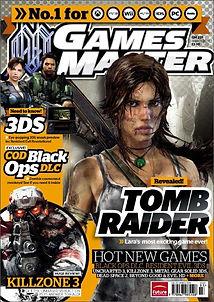 retrogamegeeks | GamesMaster Magazine