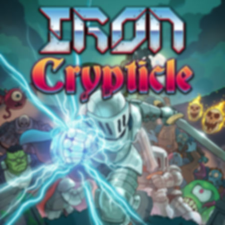 Iron Crypticle review playstation 4 ps4 xbox one windows pc steam gauntlet smash tv tikipod robotron indiedev gamedev indie arcade retrogamegeeks retrogamegeeks.co.uk rgg retrogaming retro game geeks videogames gamers gaming games gamer Ghouls n Ghosts