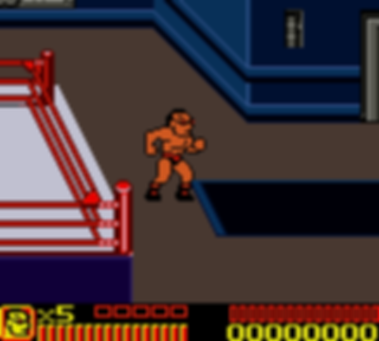 wwf betrayal thq wwe wayforward gameboy color gbc nintendo rgg retrogamegeeks.co.uk retrogaming videogames retro game geeks games retrogames gaming gamers arcade wrestling mcmahon rock austin hhh undertaker raw smackdown review screenshots screenshot