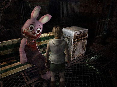 silent hill 3 review ps1 ps2 ps3 pc survival horror playstation 2 konami demons ghosts monsters zombies rgg retrogamegeeks.co.uk retrogaming videogames gamers gaming games horror retro collect blood fetish retro game geeks scary