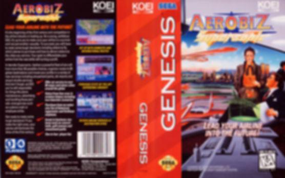 aerobiz supersonic sega megadrive genesis planes flights heathrow boeing 747 sonic mario zelda metroid nintendo sony ps4 retrogamegeeks.co.uk retro collect retrogaming gamers gaming videogames