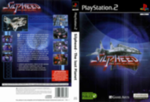 silpheed the lost planet ps2 playstation 2 game arts treasure retro game geeks collect review rgg retrogamegeeks.co.uk retrogaming gamers gaming games videogames shmup shmups space aliens retro game geeks sega mega cd retrogames