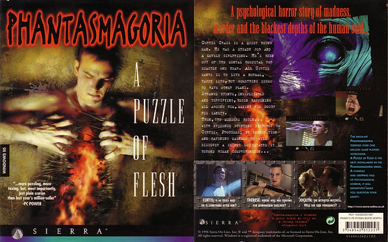 phantasmagoria a puzzle of flesh cd screen shot pc point click picture retro game geeks review pc rgg retrogamegeeks.co.uk retrogaming videogames gaming gamers horror games