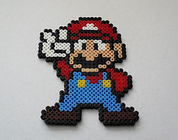 clip art judge transbot rgg retrogamegeeks.co.uk retrogaming reviews sega nintendo sony xbox atari nes snes megadrive gameboy dreamcast ds wii retro collect gaming gamer mario luigi hama beads perler