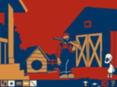 Maciek Fitzner gray magenta point n click lucasarts pc windows rgg retrogamegeeks.co.uk retrogaming indiedev indie retro game geeks videogames gamedev poland polish polski gaming gamers games computer