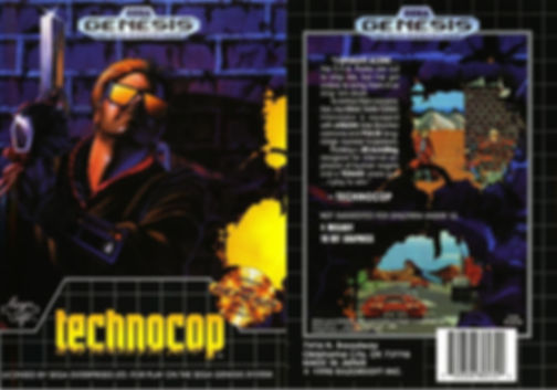 technocop sega megadrive genesis review retrogamegeeks retrogamegeeks.co.uk rgg retrogaming retro game geeks videogames gamers gaming games cops cop gangs crime future driving guns techno cop amiga 500 atari st zx spectrum c64 amstrad commodore 64