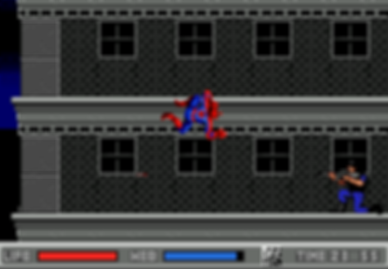 sega cd mega cd spiderman vs the kingpin sonic megadrive genesis marvel avengers peter parker retrogamegeeks.co.uk retro review electro screenshot pal retrogaming gaming gamers games retro game geeks videogames comics comic superhero spiders