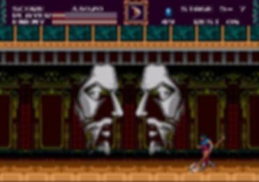 castlevania new generation megadrive genesis review rgg retrogamegeeks.co.uk retro game geeks collect konami sega vampires dracula videogames gaming gamers retrogames