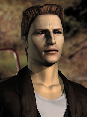 silent hill 1999 konami sony playstation survival horror videogame harry mason rgg gotm ps1 psx classic retrogaming screenshots retrogamegeeks character profile image