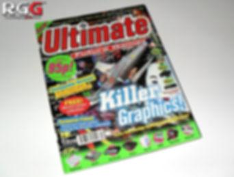 ultimate future games magazine rgg retrogamegeeks.co.uk retrogaming sega nintendo playstation atari videogames gaming retro pc neogeo megadrive snes 3DO sonic mario zelda metroid gta