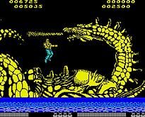 forgotten worlds capcom arcade shmup amiga atari st pc dos sega mega drive genesis master system amstrad zx spectrum c64 commodore 64 turbografx pc engine wii ps2 psp xbox rgg retrogamegeeks.co.uk retrogaming videogames gamers gaming games retro game geeks