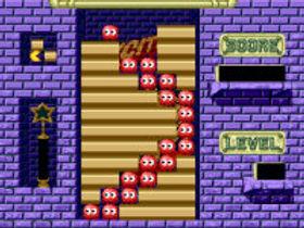 pac panic pac man pac-man pacman arcade sega megadrive genesis retrogaming rgg retrogamegeeks.co.uk videogames nintendo retro game geeks gaming gamers games puzzle ghosts cartoon