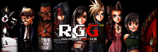 final fantasy 7 VII squaresoft square squareenix playstation ps1 psx windows pc cloud tifa sephiroth Aerith aeris barret vincent rgg retrogamegeeks.co.uk retrogaming videogames gamers gaming games retro game geeks rpg ios android ps4 hd remake n64 snes