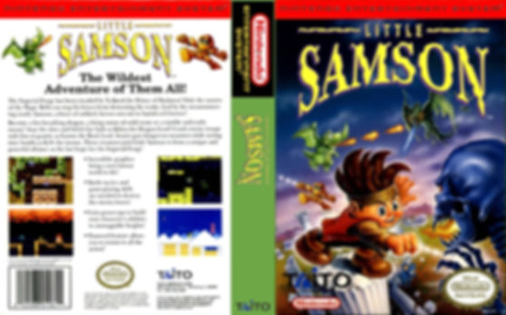 little samson nes review nintendo entertainment system wii u mario zelda metroid rgg retrogamegeeks.co.uk retrogaming videogames retro game geeks gamers gaming collect taito arcade