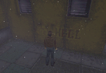 silent hill 1999 konami sony playstation survival horror videogame harry mason rgg gotm ps1 psx classic retrogaming screenshots retrogamegeeks
