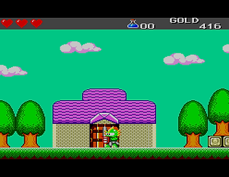 Wonder Boy III The Dragon's Trap 3 sega master system pc engine turbografx tg16 game gear wonderboy rgg retrogamegeeks.co.uk retrogaming videogames gamers gaming games retro game geeks rpg gotm dragons curse adventure island Turma Da Monica brazil tec toy