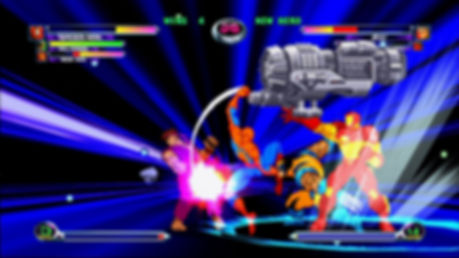 marvel vs capcom 2 playstation ps2 sega dreamcast windows pc microsoft xbox rgg retrogamegeeks.co.uk retrogaming retrogames videogames retro collect gaming gamers games retro game geeks arcade comics wolverine ryu magneto darkstalkers x-men spider man