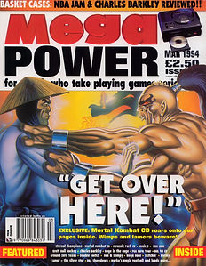 mega power magazine sega genesis megadrive dave perry sonic mega cd sega cd gamesmaster paragon publishing rgg retrogamegeeks.co.uk retrogaming videogames gamers gaming games demo disc retro thunderhawk silpheed final fight retrogames
