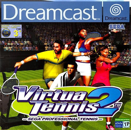 sega dreamcast virtua tennis 2 ps2 andy murray henman williams sisters serena venus wimbledon retrogamegeeks.co.uk retrogaming rgg videogames gaming gamers games retro game geeks arcade review retrogames