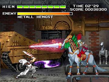 strider 2 hiryu ps1 playstation arcade retrogaming rgg retrogamegeeks.co.uk retro game geeks videogames gamers gaming games review capcom retrogames screenshot megadrive genesis psx