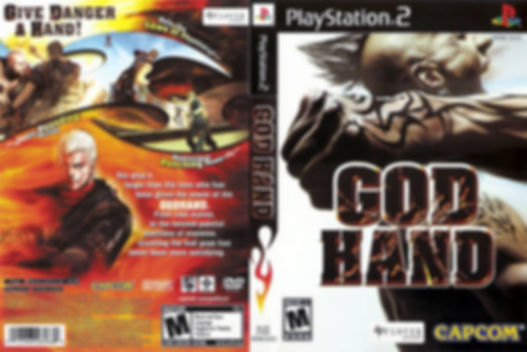 god hand ps2 playstation 2 capcom fighting rgg retrogamegeeks.co.uk retrogaming videogames gaming gamers games retro game geeks ps3 psn sen hidden gems clover studios beat em up
