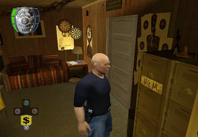 the shield ps2 playstation 2 pc windows tv cops detective drugs rgg retrogamegeeks.co.uk retrogaming sony videogames gaming gamers games retro game geeks