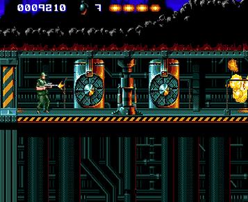 the terminator arnold arnie megadrive genesis sega cd mega cd review rgg retrogamegeeks.co.uk retrogaming videogames gamers games gaming retro game geeks virgin film movie cyborg robot future