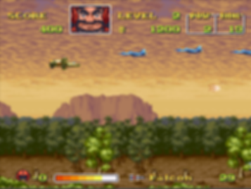 un squadron arcade snes super nintendo capcom war rgg retrogamegeeks.co.uk retrogaming retrogames retro game geeks videogames gamers gaming games planes shmup shmups review