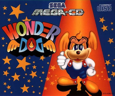 wonder dog jvc mega cd sega cd dogs retrogamegeeks.co.uk retro retrogaming rgg videogames retrogames gamers gaming games cartoon core design memories remembers megadrive genesis