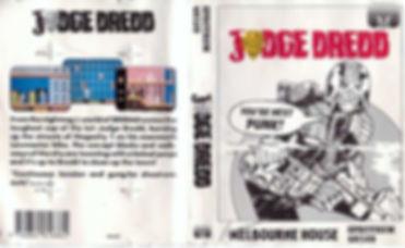 Judge Dredd 2000 A.D. comic videogames history rgg retrogamegeeks.co.uk retrogaming comic Sylvester Stallone Karl Urban uk british mean machine justice police law cops lawgiver spectrum c64 amstrad game