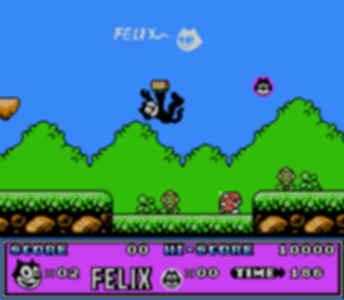 felix the cat review nintendo entertainment system nes snes wii u gameboy gba rgg retrogaming retro games videogames retrogamegeeks.co.uk emulation mario zelda cats gamers gaming