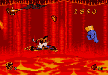 aladdin sega megadrive genesis master system gamegear rgg retrogaming retrogamegeeks.co.uk disney virgin review collect sonic waltdisney walt animation gamers gaming videogames retrogames retro cartoon